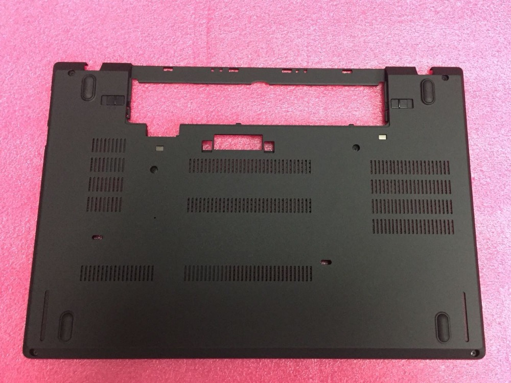 New Original D Cover for ThinkPad T470 Back Shell Bottom Case Base Cover w/ screws PN 01AX949 AP12D000600 goture new arrival fly fishing rod 2 7m 9ft 4pcs 30t carbon fiber m mf action fishing fly rods 5wt 6wt 7wt 8wt for trout bass