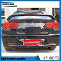 ABS Праймер Неокрашенный задний спойлер багажника для V3 спойлер со светом