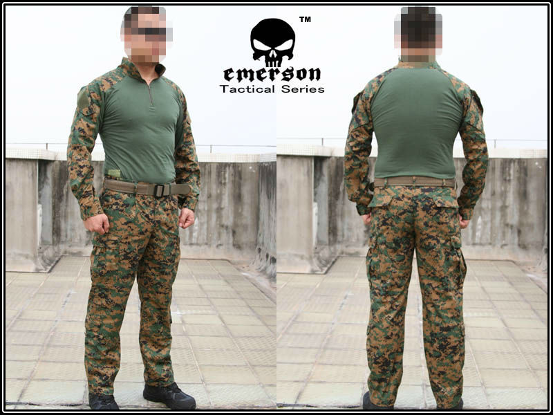 Airsoft-combat-uniform-Emerson-font-b-BD