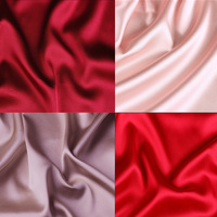 1.1m*1m,97% Nature Silk and 3% Lycra,Fabric Mulberry Silk Cloth for Handmade Dress ,Pajamas ,Blouse and Shirt F11