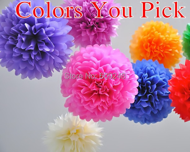50pcs 8 20cm Mixed Colors Wedding Blue Black Green Red Gold Silver Yellow Orange Pink White