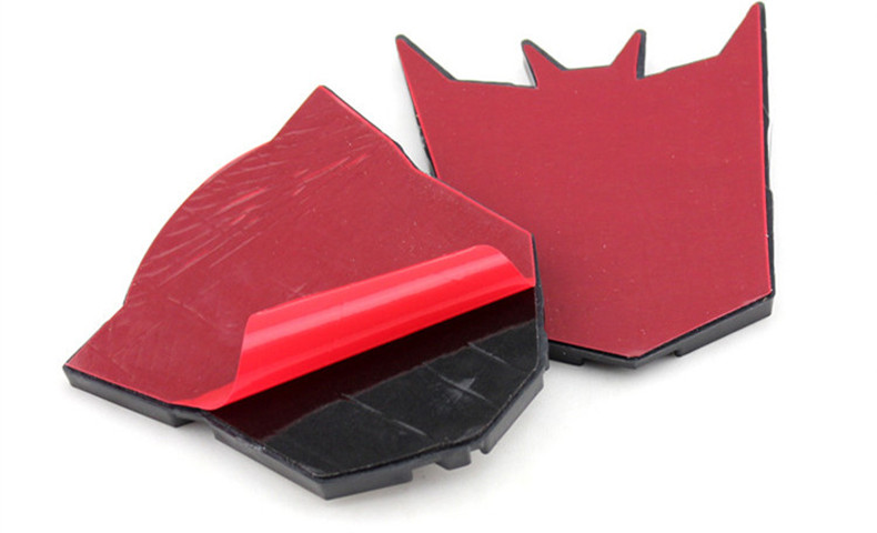 ABS 3d наклейки для автомобиля трансформеры для автомобиля логотип окна хвост автомобиля украшения кузова автомобиля Стайлинг