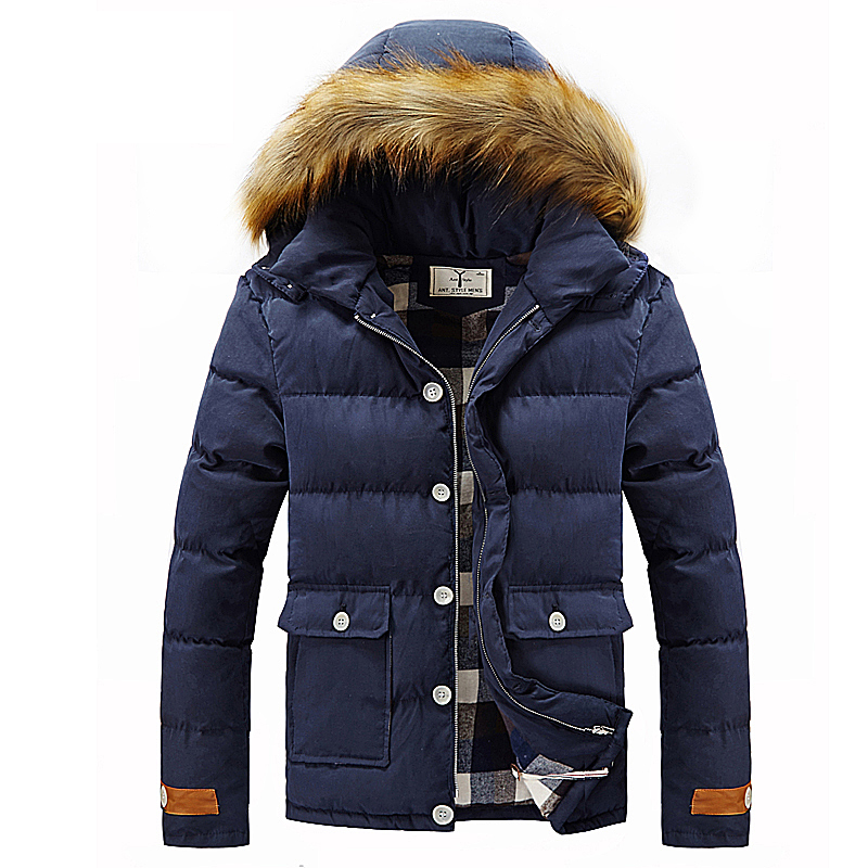 ФОТО 2016 autumn and winter explosion models Korean version of casual men's fashion trend camouflage coat