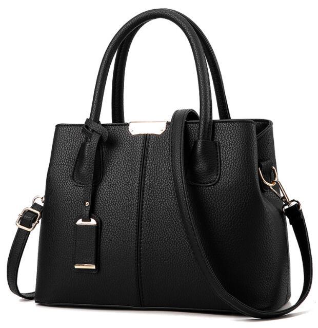 Livraison gratuite 2019 Tanya tui nouveau sac solide pour femme Simple doux mode dame sac à main sacs à bandoulière