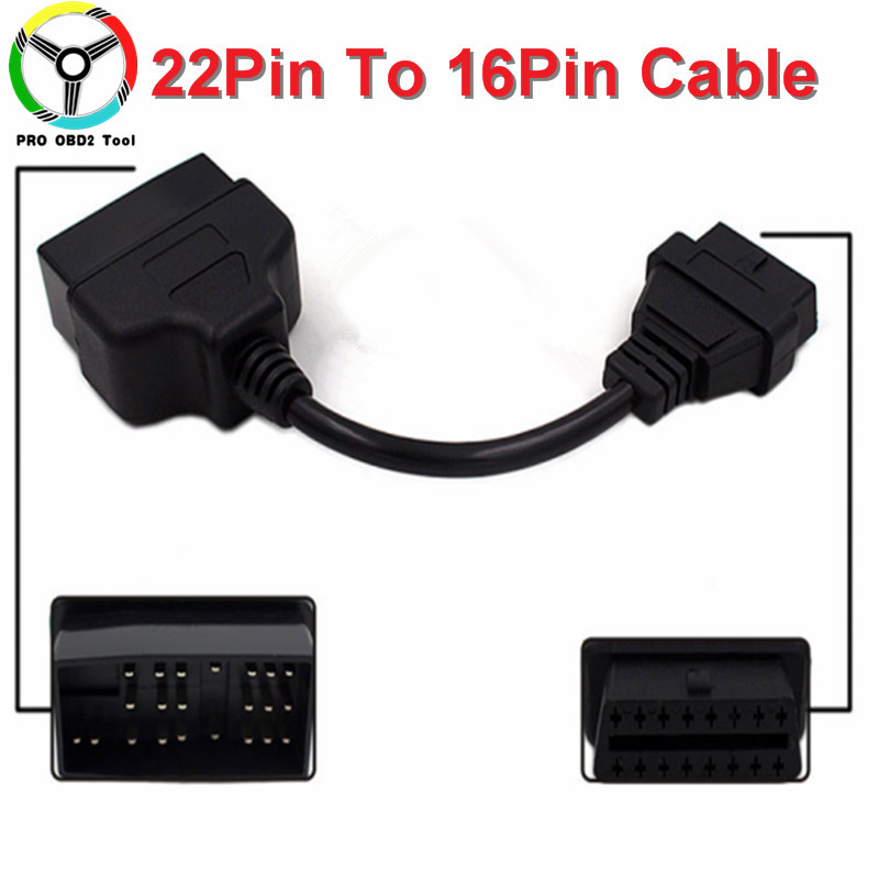 Universal Obd2 16pin Male Connector Plug Wiring Car Auto Diagnostic Toolsping Support Back To Search Resultshome