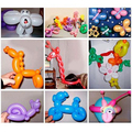 New 200pcs Party Long Animal Tying Making Balloons Twist Latex Balloon DIY Decor