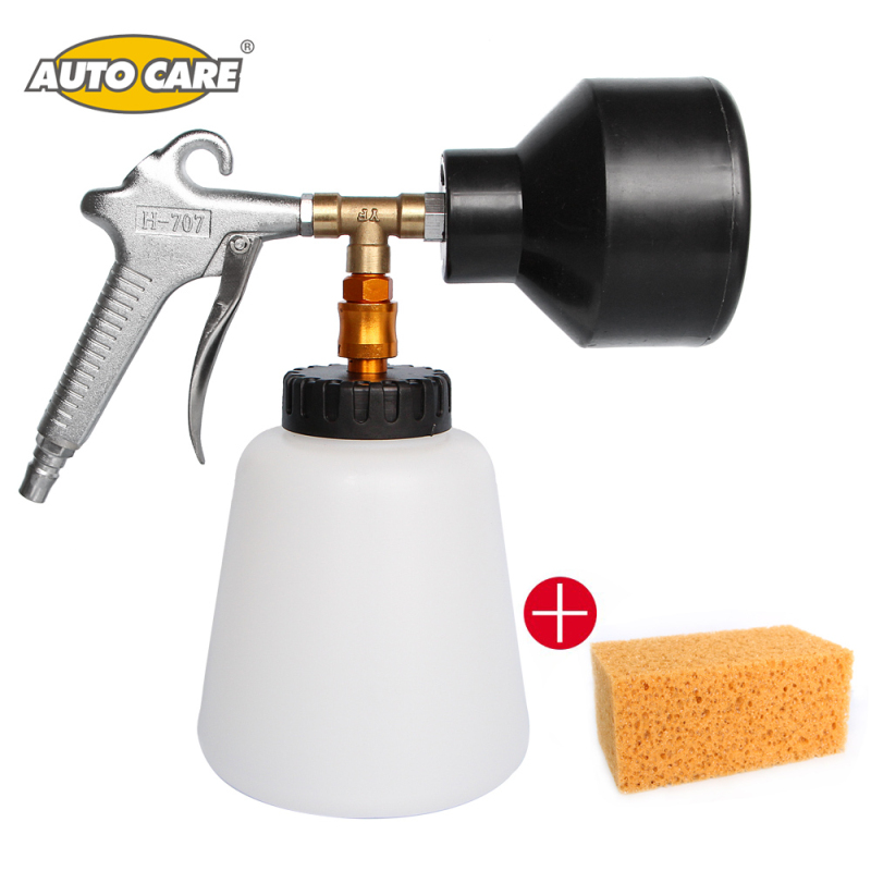 High Pressure Car Washer Cleaning Foam Gun Car Water Gun Snow Foam Lance Free Shipping Portable Tornado Foam Gun Cleaning цена