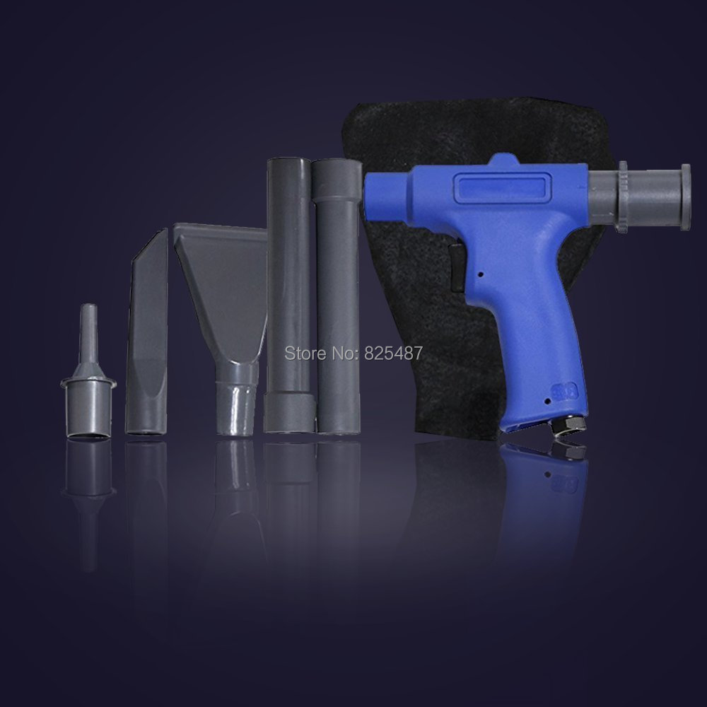 24 set Comodi kit di pistola a soffio d'aria per soffiaggio e - Utensili elettrici - Fotografia 4