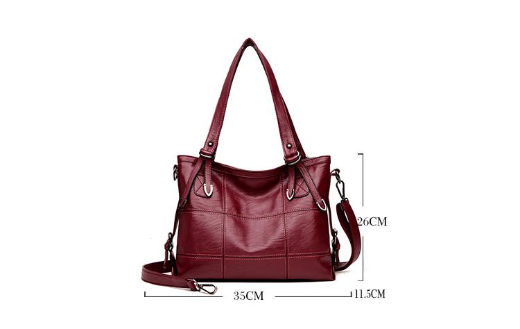 VMOHUO Messenger Bag Women's Ladies Hand Bag Women Leather Handbag Casual Tote Bag Bolsas Femininas Female Shoulder Bag (13)