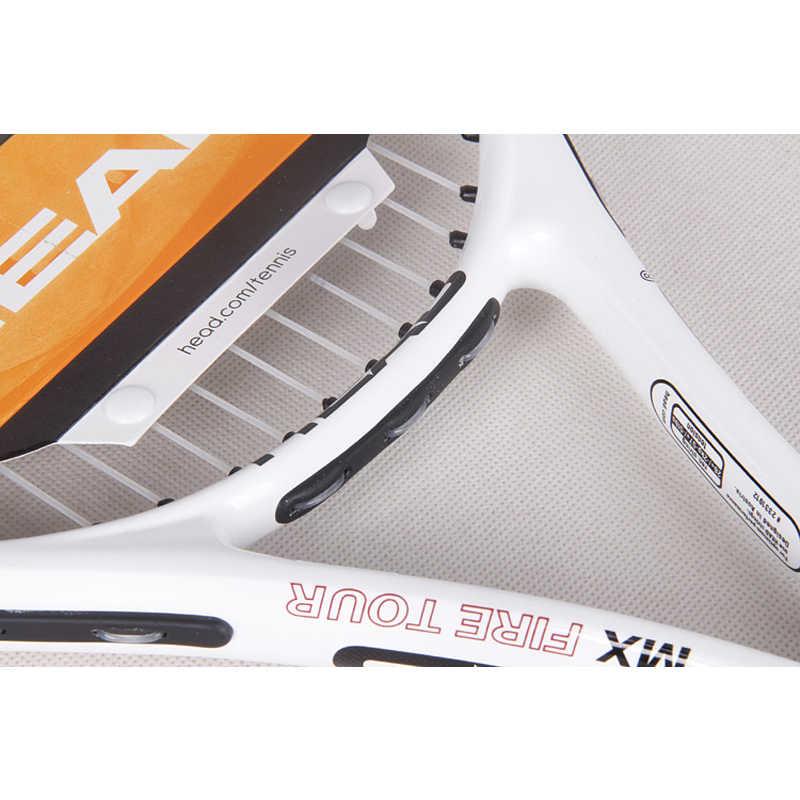 Original HEAD Tennis Racket Carbon Tennis Racquet With Bag Overgrip Tennis String Tenis Masculino Raquet Trainer Raqueta Tenis