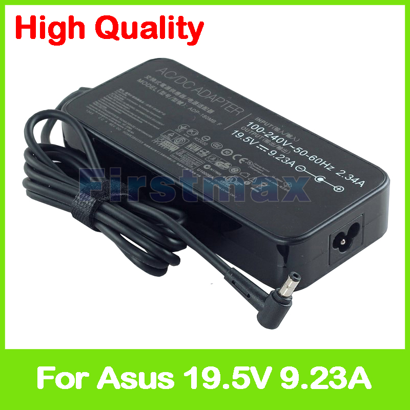 19.5V 9.23A laptop charger ADP-180MB F FA180PM111 AC power adapter for Asus ROG G750JM G751JM G750JS 19v 9 5a 180w adapter adp 180hb b for msi gt60 gt70 power charger for asus g55vw g75vw g75vx g750 g750jw g750jx