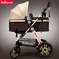 Belecoo bella baby stroller child wheelbarrow light baby car baby carriage