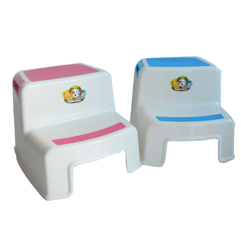 Amazing Step Stool 2 Step For Kids And Adults Nonslip Surface And Feet In Toilet Cjindustries Chair Design For Home Cjindustriesco