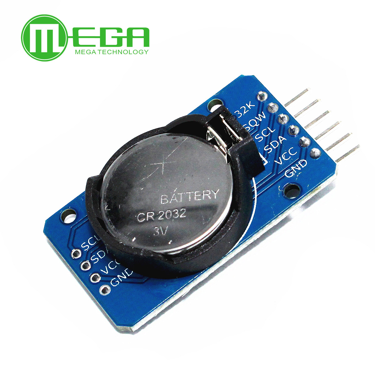 1pcs DS3231 AT24C32 IIC Module Precision Clock Module