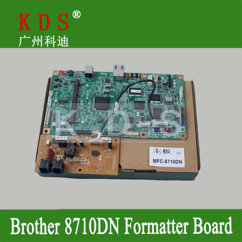 Original formatter board for Brother MFC-8710DN usb control board for LT1796001