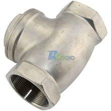2 » обратный клапан 1000wog 200 PSI ру16 нержавеющей стали SS316 CF8M NEWGood качество
