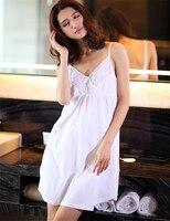 Women Summer Princess Nightgown Spaghetti Strap Sleepwear Hot Sale Girls Vintage White Nightgowns Vintage Royal Womens Sleepwear
