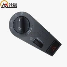 Malcayang боковой светильник для водителя, головной светильник, переключатель для Volvo Truck FH12 FM VNL 50-104-003 20953569 20466306 20942844