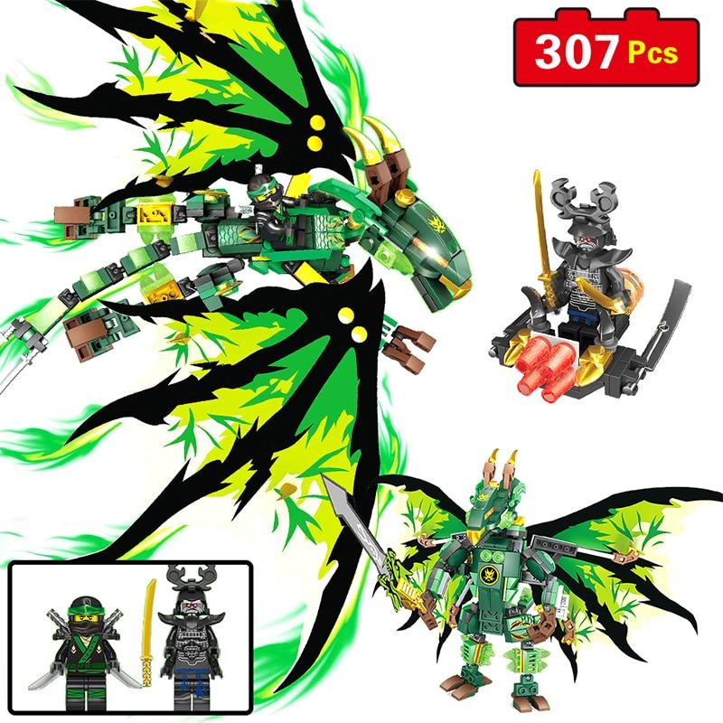 Creatori Technic Compatibile LegoINGLYS NEXO CAVALIERI Drago Building Blocks Mini Action Figures Mattoni Giocattoli Per I Bambini