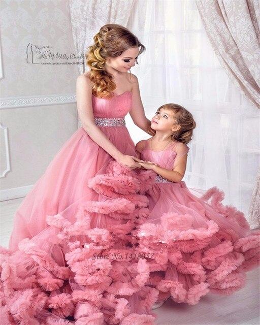 Rosa Lavanda Princesa de Borgoña Vestidos de Novia Fotografía ...