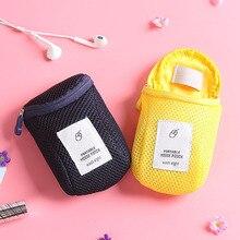Портативный цифровой гаджет устройства сумка для хранения USB кабель наушники ручка организатор чехол дропшиппинг