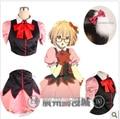 Venta caliente del precio barato de la manera kyoukai no kanata kuriyama mirai cosplay mujer party dress