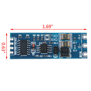 Image 3 - TTL to RS485 Module UART Port Converter Module Hight Anti Interference Ability For Industrial Field