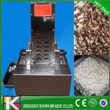 6pcs  cut blade 40kg/H chocolate cutting machine for slicing chocolate