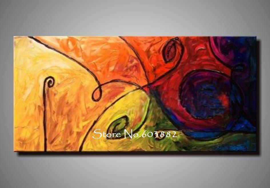 Cheap Abstract Wall Art popular discount canvas wall art-buy cheap discount canvas wall