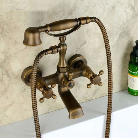 European style bathtub faucet / antique telephone bathtub faucet ...
