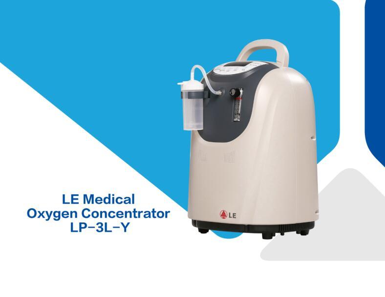 COXTOD 1-3L/min avec mini concentrateur d'oxygène portable de pureté 93% concentrateur de générateur d'oxygène