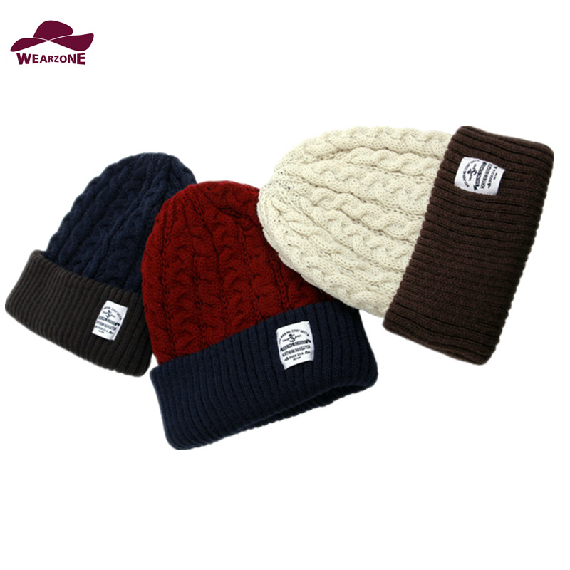 Winter Hats for Women Thick Beanies Gorros de lana Mujer Knitted Wool Skullies Warm Snapback hip hop Cap Bonnets en laine homme mengpipi womens letters knitted hats winter glass sequins beanie hat cap chapeu gorros de lana touca casquette cappelli bonnets