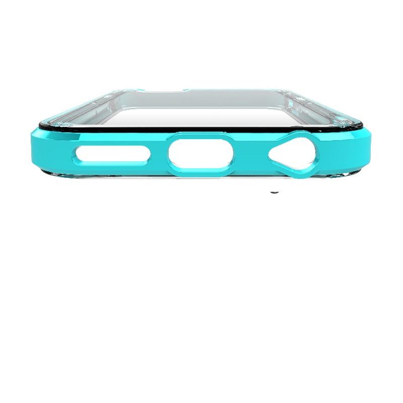 ITEUU 6S 6 Plus Premium PC Frame TPU Estuche a prueba de golpes para - Accesorios y repuestos para celulares - foto 5