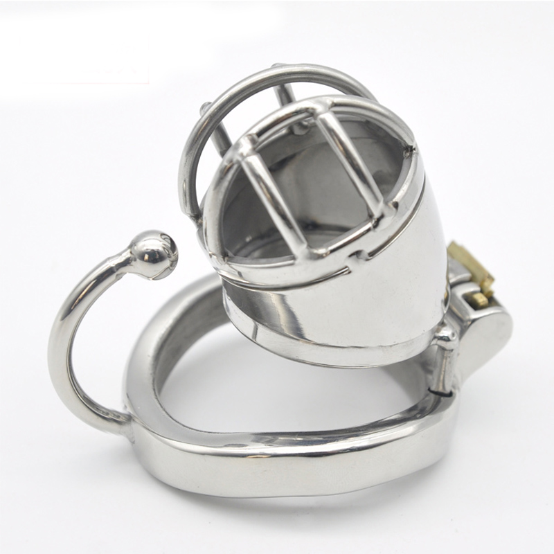 cock chastity cage male chastity device cbt cb6000s mens bird bondage lock stainless steel metal penis cages sex toys for men metal cock ring cage male chastity catheter cbt device cb6000s sex toys for men on the penis cages bird lock bondage products