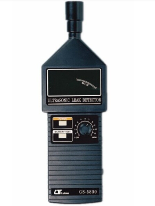 Digital Ultrasonic Leak Meter Frequency Response 20KHz To 100KHz Leakage Detector Meter Tester image