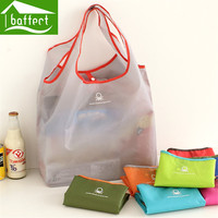 Grab Bag Foldable Tote Eco Friendly Reusable Large Trolley Supermarket Large Capacity Shopping Bags