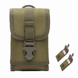 Чехол Для Doogee Mix Lite Cubot X18 Plus, камуфляжная сумка на липучке для Alcatel A3 XL Cubot H3