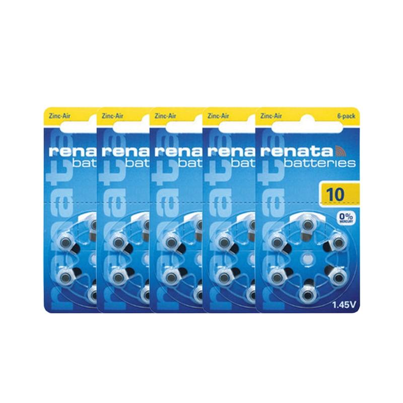 Renata ZA10 10 packs 60 PCS MARATONE