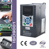 1.5KW 2HP VFD 7A 220V Single Phase Variable Speed Drive VSD Drive Inverter AC Drive Inverter With RS 485 Communication Interface