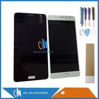 Black White Color For Xiaomi Redmi Pro LCD Display Touch Screen Digitizer With Tools Tape 1PC