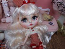 Blyth สาวที่กำหนดเองตุ๊กตา NO.20190419 1