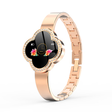 S6 Women Smart Bracelet Watch pulsera Heart Rate Blood Pressure Fitness Tracker fashion smart band