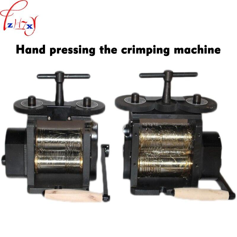 Manual press bending machine GH774H-2 hand pressing machine metal press, wire, pressure semicircle machine 1pc manual metal bending machine press brake for making metal model diy s n 20012