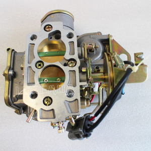 Image 4 - Nuovo Carburatore Carb Assy Per Nissan 720 pickup 2.4L Z24 Motore 1983 1986 OE #16010 21G61 16010 21G60