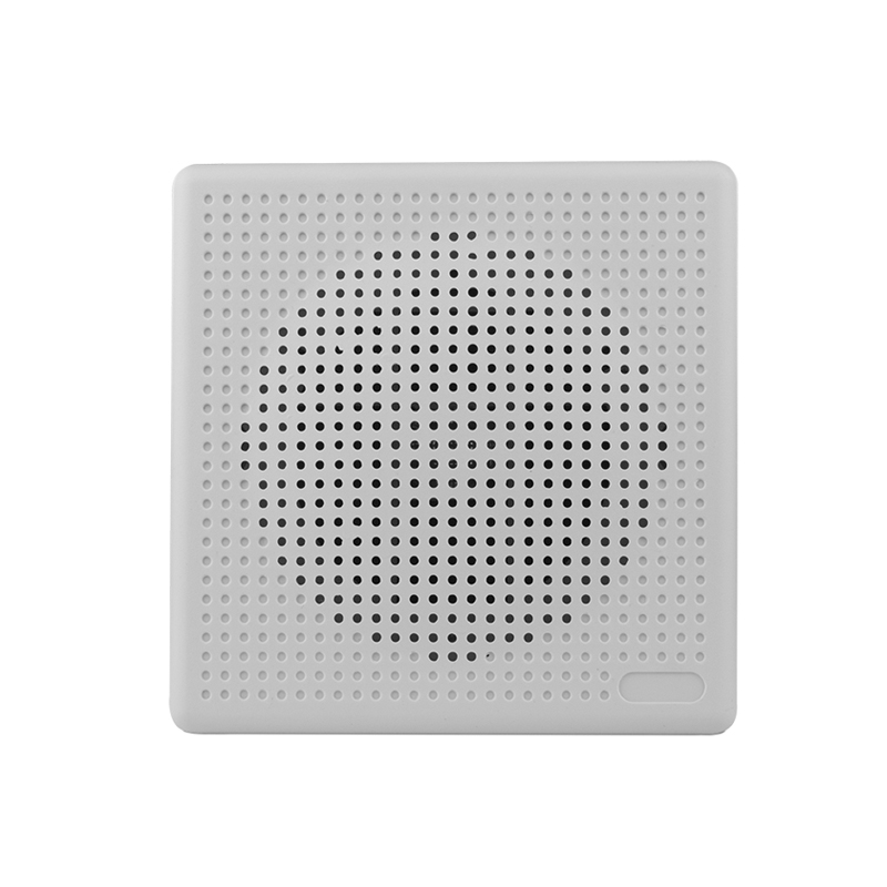 Switch Controlled Sound Player Relay Switch Activated Sound Alarm Box Mini Wall Speaker with Class D 10Watts Amplifier