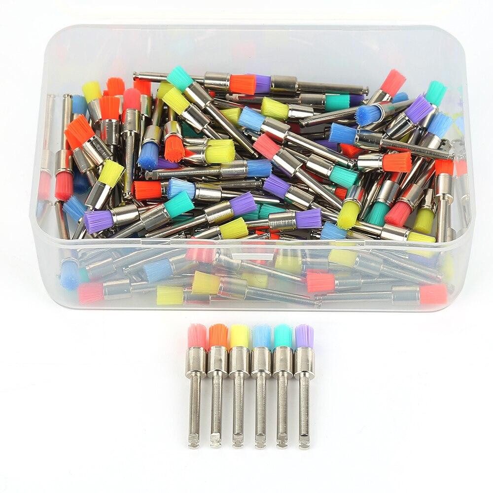 100Pcs/lot Dental Lab Materials Colorful Nylon Latch Small F