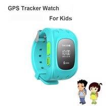 Mode uhren Q5 GPS Tracker Smart Kid Uhr anti-verlorene smartWatch für Android/iOS und Kinder SOS Notfall mit Smartphone App