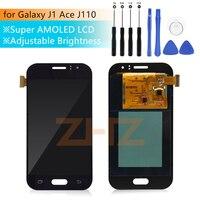 For Samsung Galaxy J1 Ace J110 LCD Display Touch Screen Digitizer Assembly for Galaxy J1 Ace J110M J110F J110G J110L LCD Display