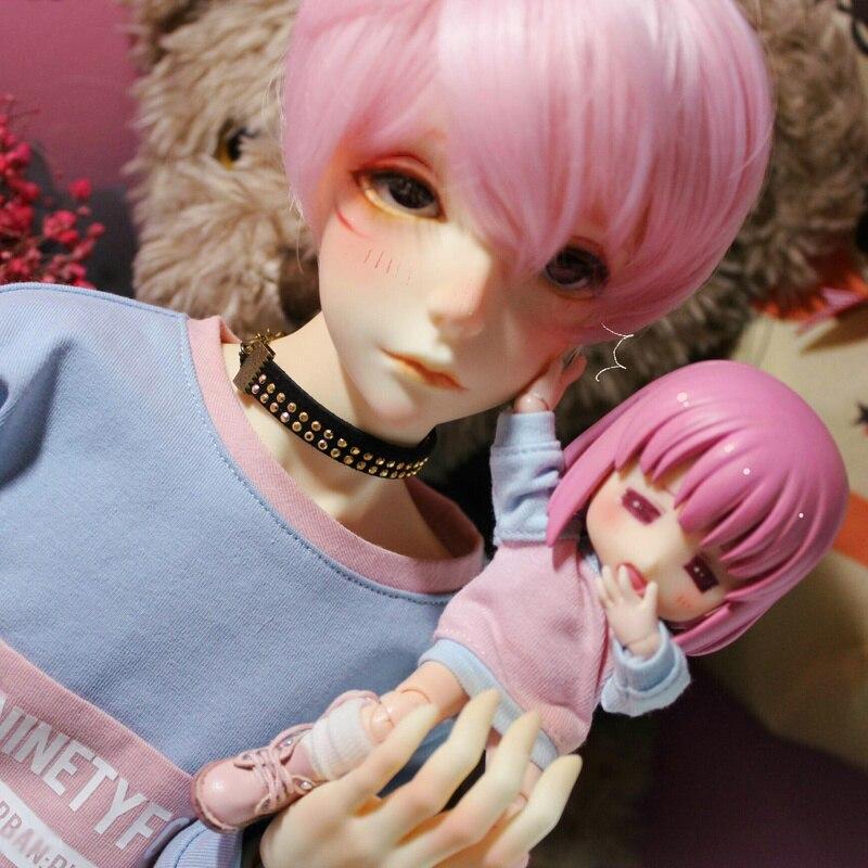 Новое поступление Шон Rsdoll BJD SD кукла 1/3 Смола средства ухода за кожей модель для мальчиков высокое качество подарок на день рождения или рожд