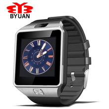 Factory Wearable Devices DZ09 Android Smart Watch Support SIM TF Card Electronics Wrist Watch Connect Smartphone